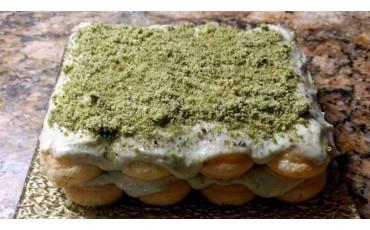 Tiramisù al pistacchio - Ricette Siciliane